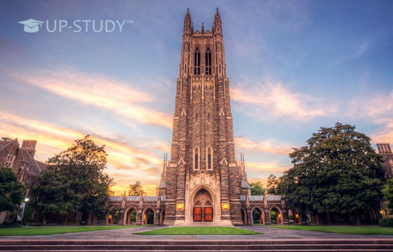 ТОП університетів світу: Університет Дьюка (Duke University). Огляд університету