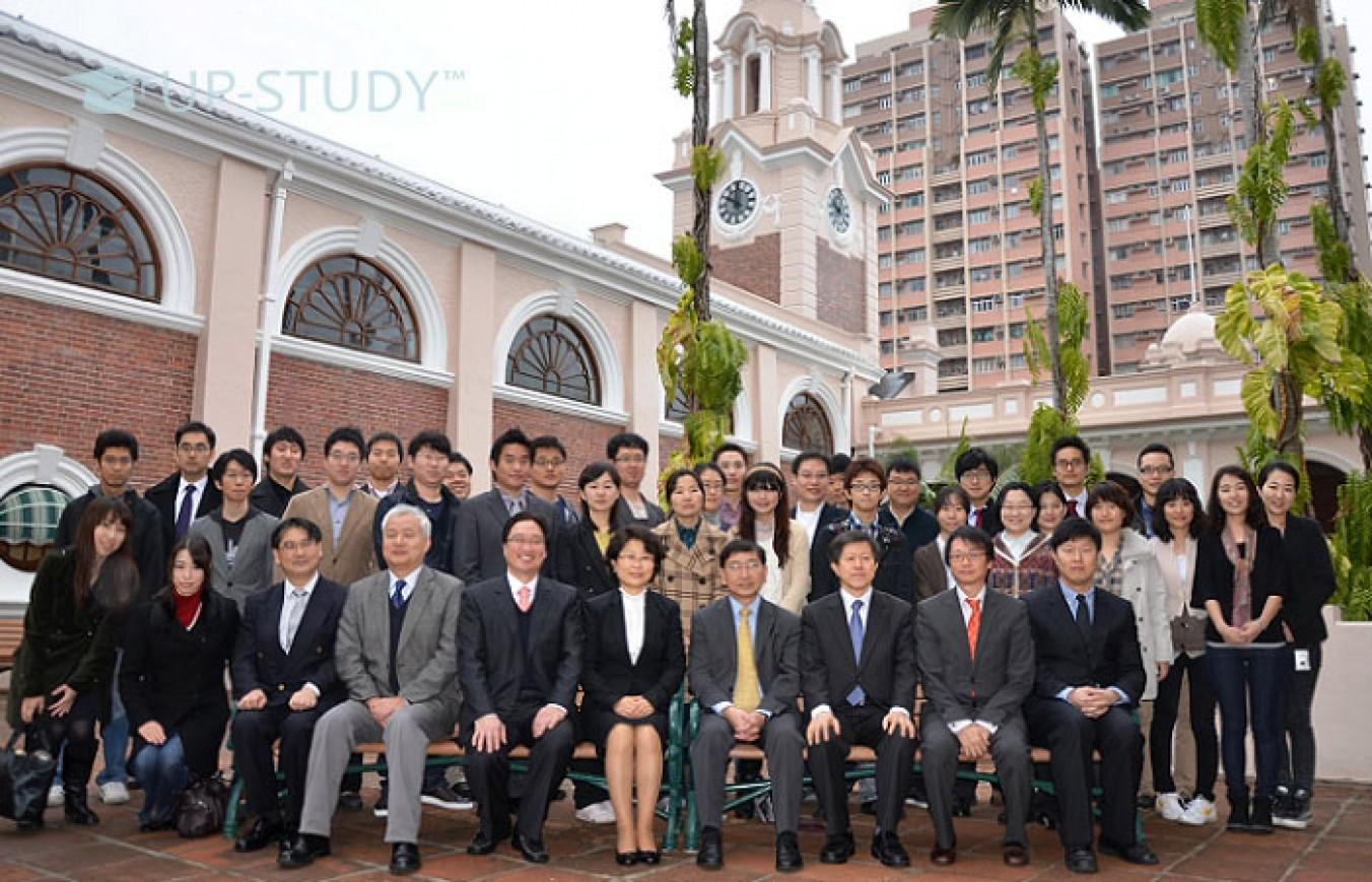 ТОП університетів світу: Університет Гонконгу (The University of Hong Kong (HKU)). Огляд університету