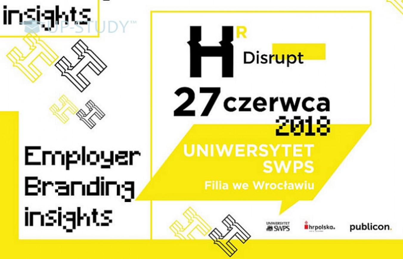 """""""HR Disrupt"""" — виходить 1-е видання конференції!!!"""