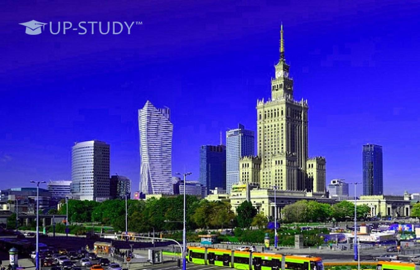 Варшава — місто контрастів. Які цікаві місця справлять незабутнє враження?