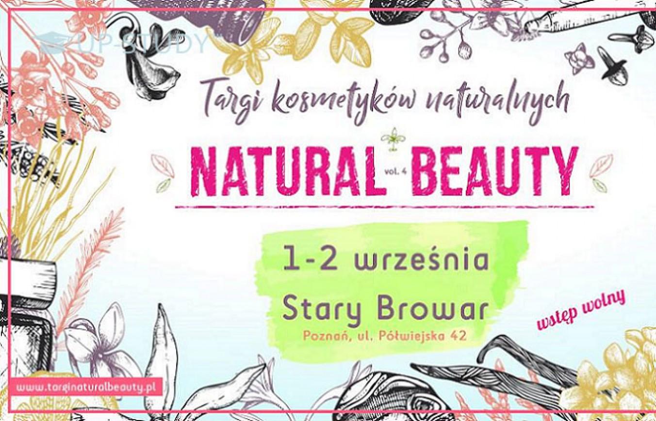 У Познані скоро почнеться ярмарок «Natural Beauty»!