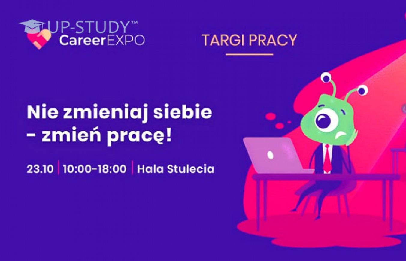 Кар'єра EXPO 2018 у Вроцлаві: не міняйте себе — змініть роботу!