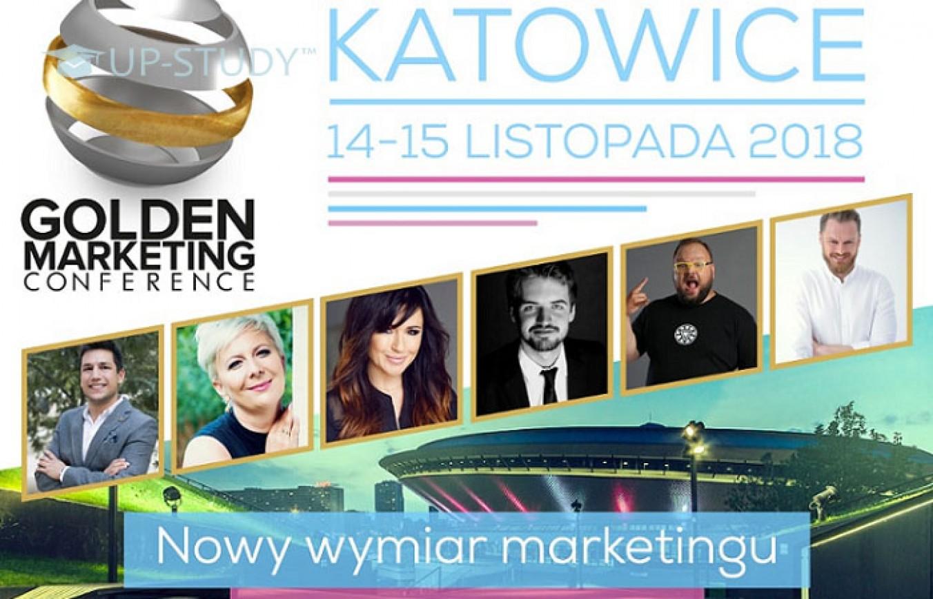 Golden Marketing Conference 2018 — новий вимір маркетингу