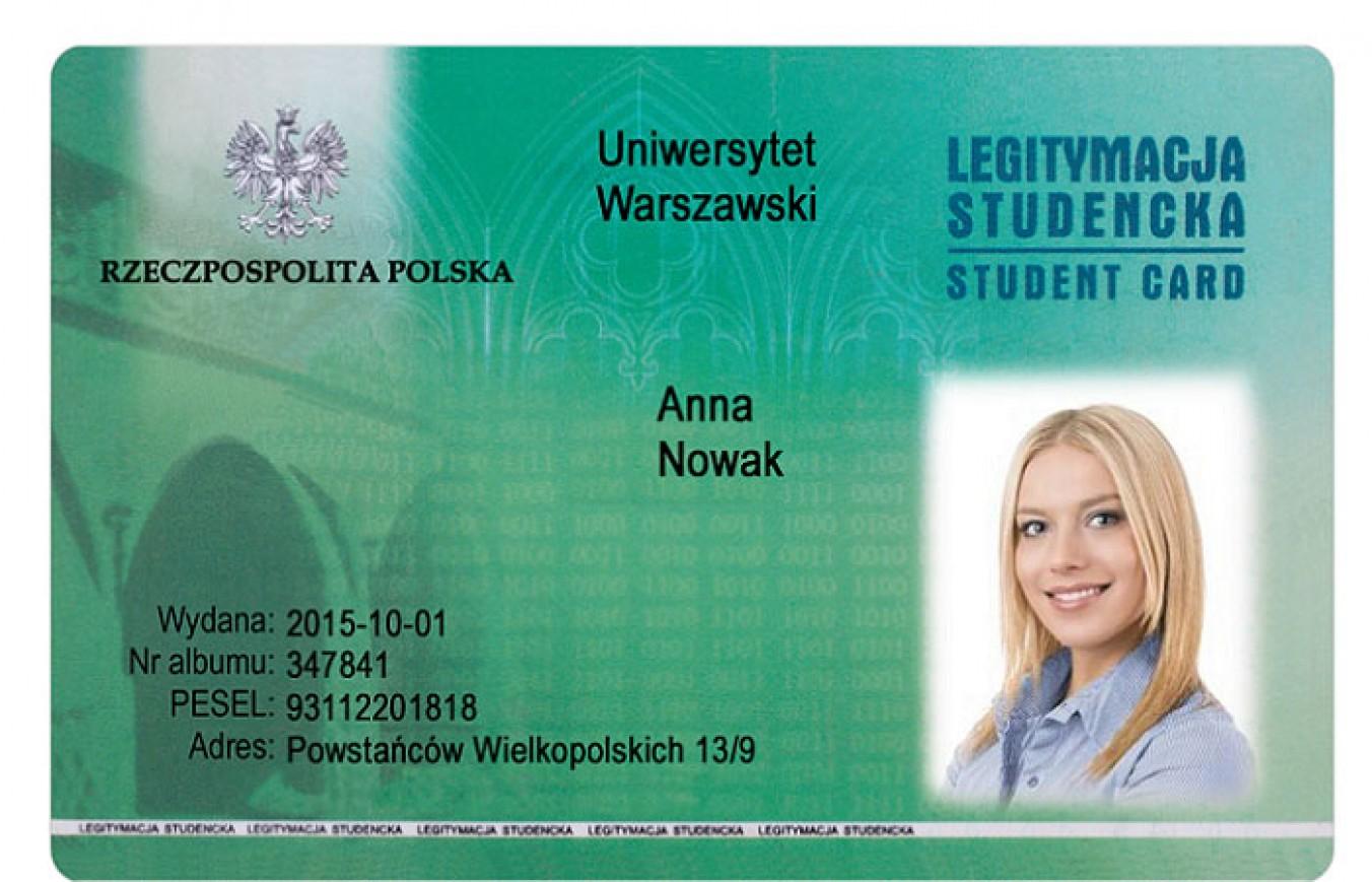 Ідентифікатор студента — зручності та додатки у ВНЗ Польщі
