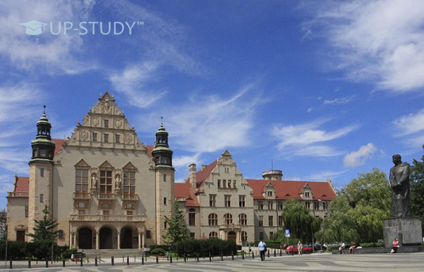 Університет імені Адама Міцкевича в Познані. Вартість та топові спеціальності