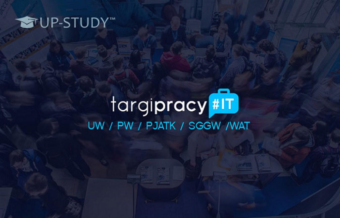 Ярмарок ІТ-послуг у найбільших університетах Варшави
