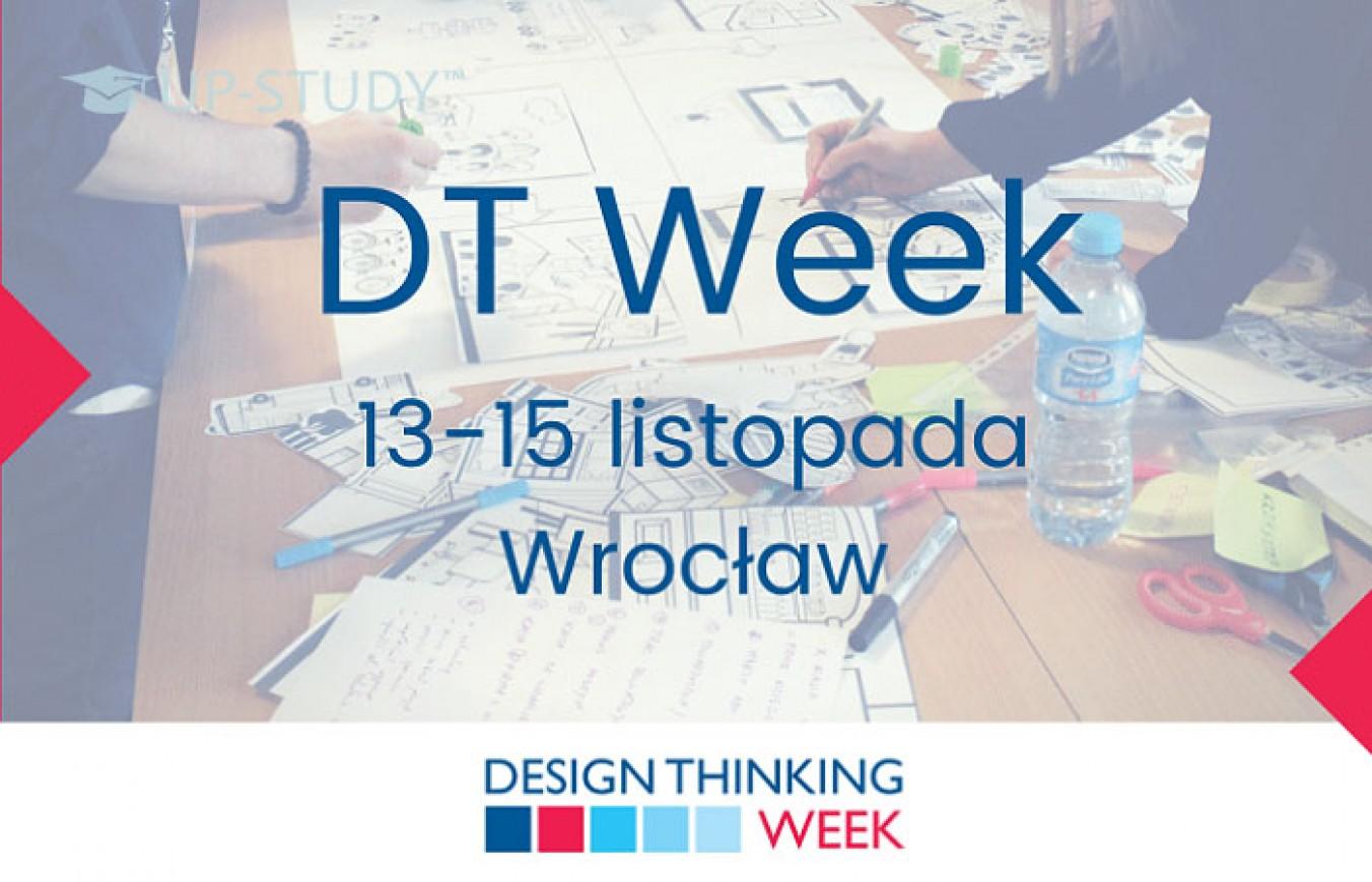 Festiwal Design Thinking Week 2018 — дізнайтеся подробиці заходу!