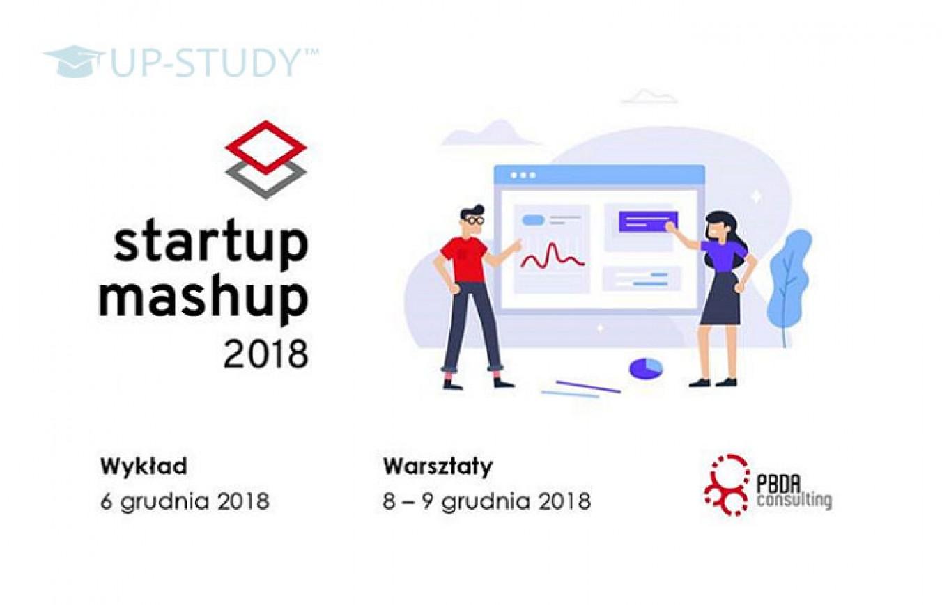 StartUp MashUp 2018 наближається. Дивимося відомості про захід!