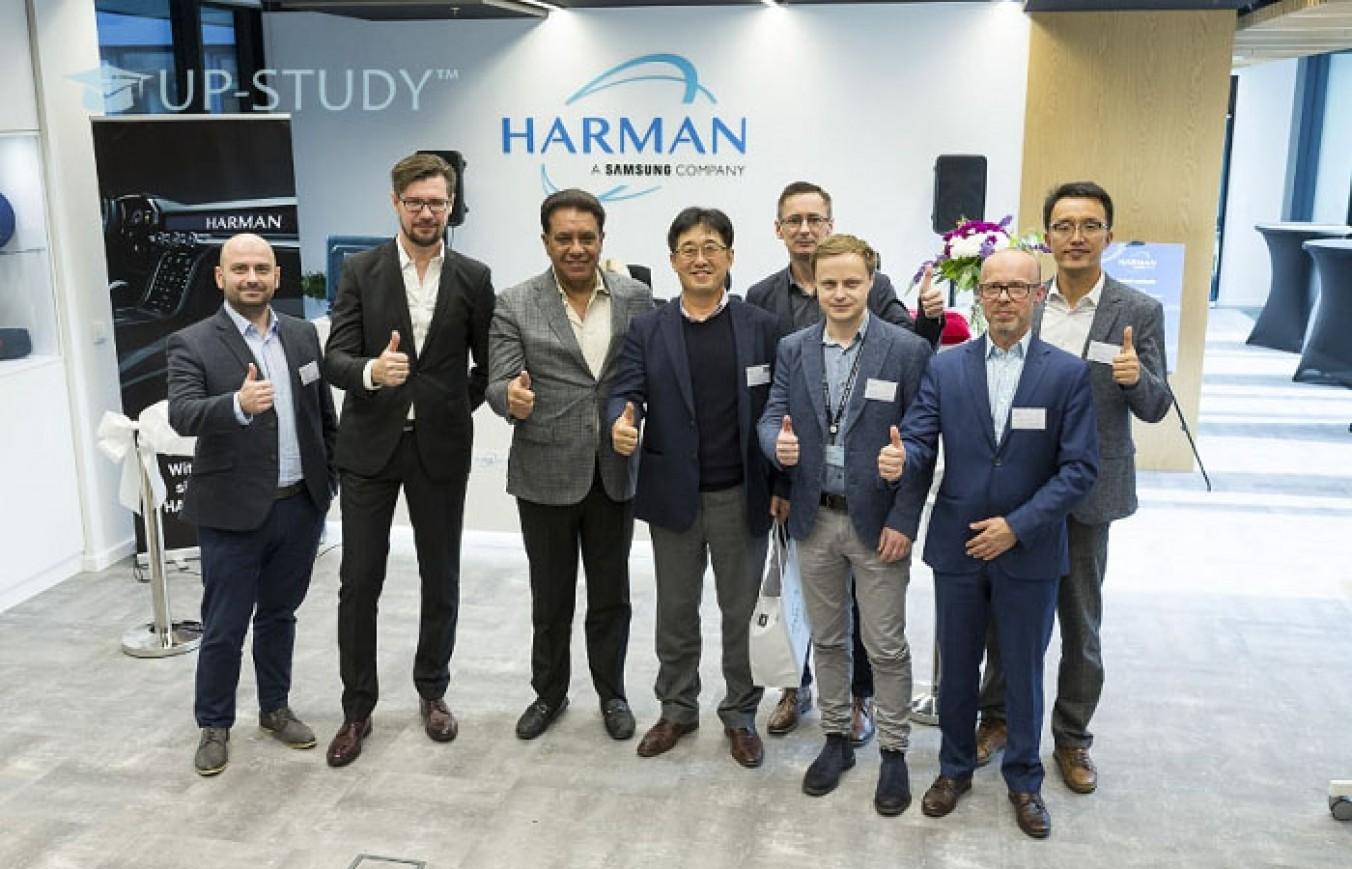 HARMAN відкриває новий офіс у Польщі