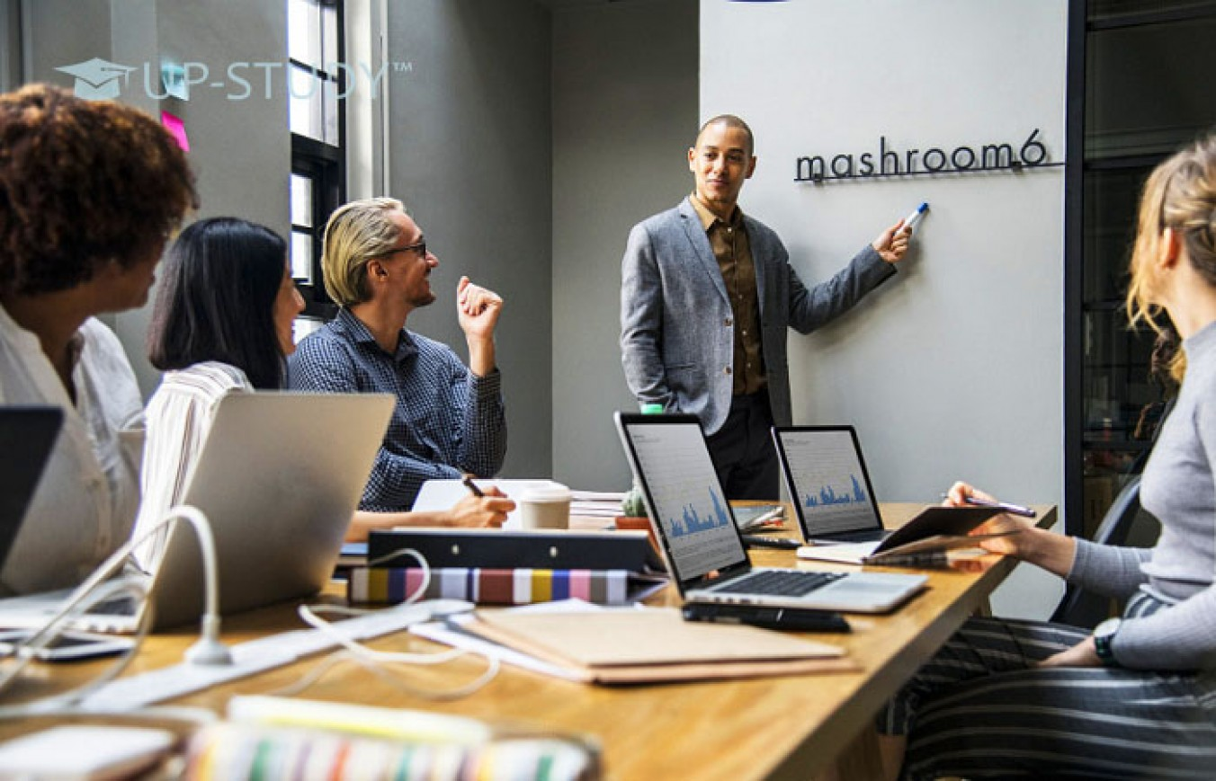 Як створити професійний образ — самопрезентація та проведення ділових зустрічей?