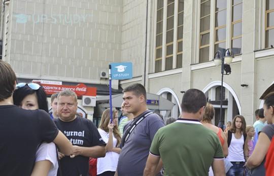 """Другий пішов: """"Друга група 2014"""" студентів UP-STUDY вирушила на навчання до Польщі (Фотозвіт)"""