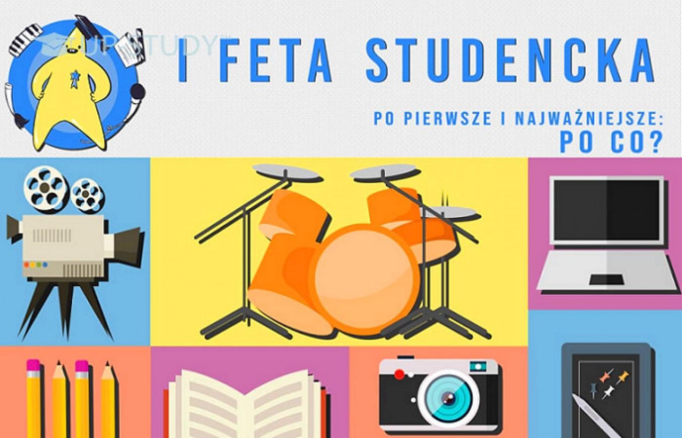 Перший студентський FеTа у Вроцлавському університеті